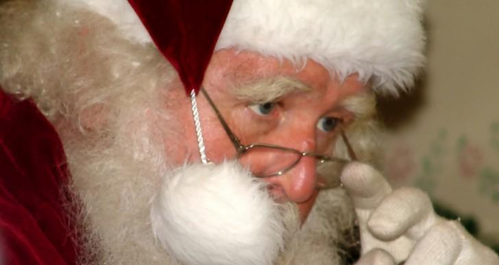 Apel świętego Mikołaja w Austrii