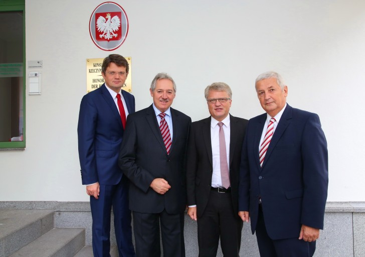 Konsulat Honorowy RP w Linzu