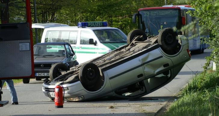 System szybkiego powiadamiania o wypadkach drogowych (eCall) w Europie