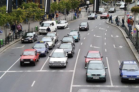 Utrudnienia w ruchu drogowym w Austrii
