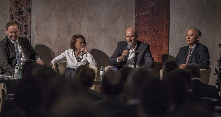 Jadwiga Emilewicz była gościem Dnia Przemysłu w Wiedniu
