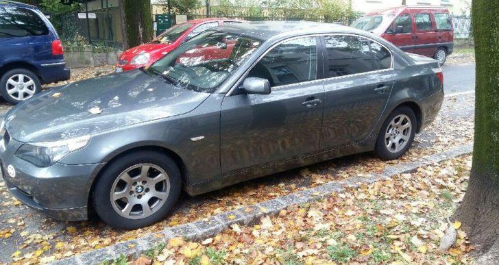 Ambasada RP w Wiedniu ogłasza sprzedaż samochodu marki BMW