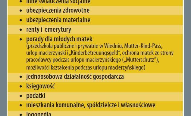 Wieczór informacyjny dla Polaków w Austrii