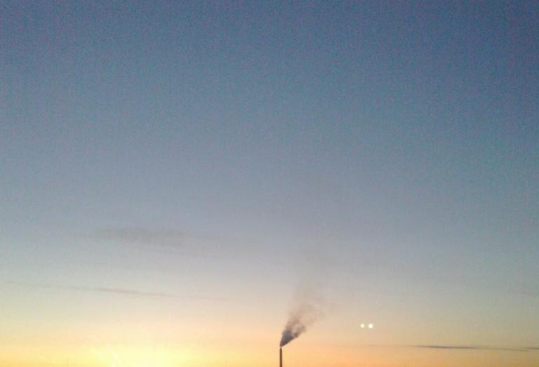 Komunikat Głównego Inspektoratu Ochrony Środowiska w sprawie aktualnej i prognozowanej jakości powietrza w Polsce. Ze względu na prognozowane opady
