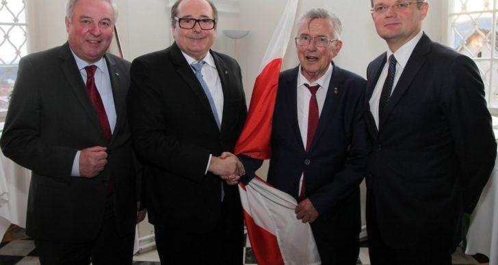Manfred Kainz nowym konsulem w Styrii