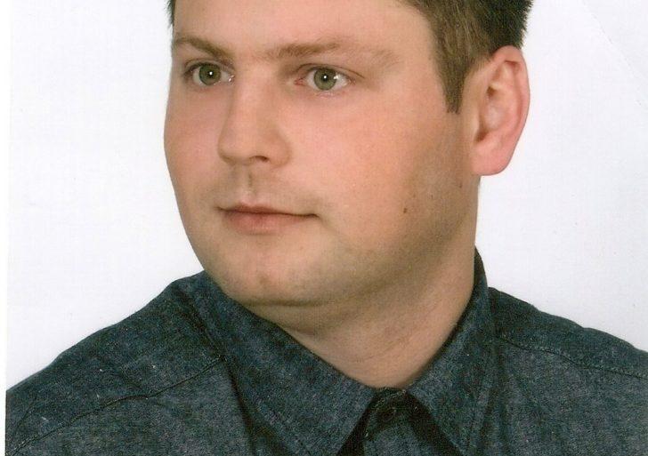Zaginął Łukasz Żółciński